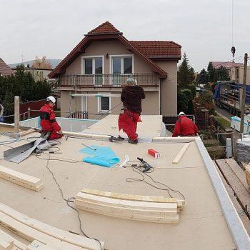 Montovaný dom Nova 77 drevodom referencia