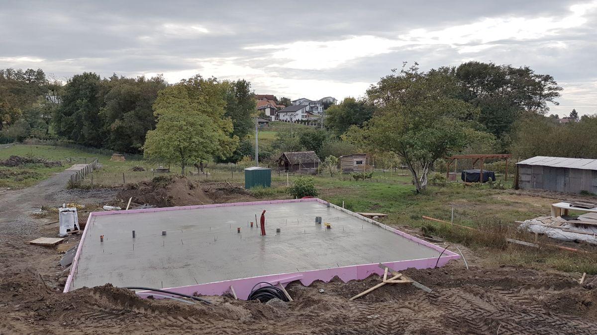 Montovaný dom - bungalov ATYP
